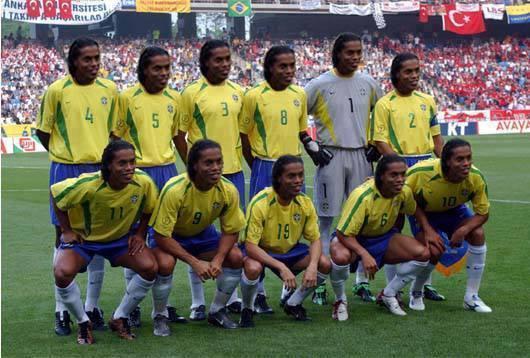 Voici la Dream Team du Brésil pour la Coupe du Monde 2014 !