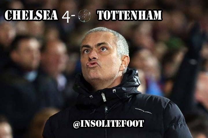 Premier League : Chelsea écrase Tottenham