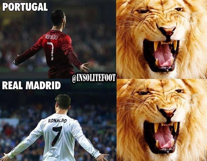 Cristiano Ronaldo toujours au top !