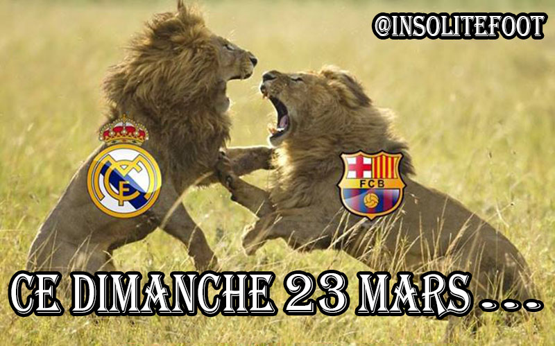 Liga : Real-Barça, le match décisif