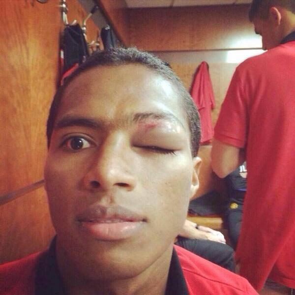 Manchester United : Antonio Valencia, ce guerrier!