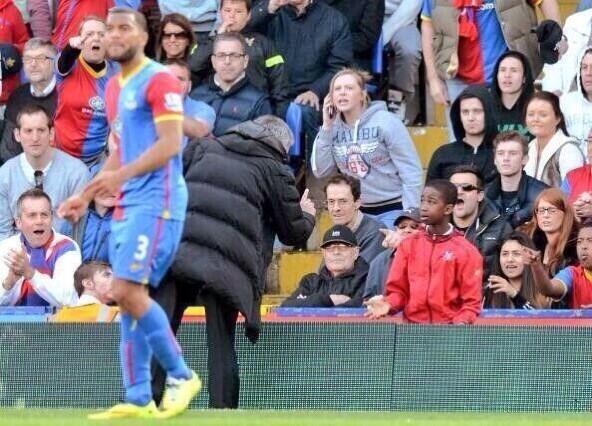 Quand Mourinho recadre un ramasseur de balles
