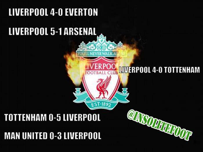 Premier League: Liverpool nouveau leader