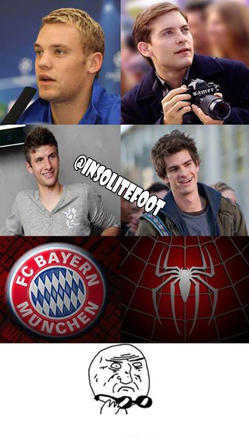 Voici le secret du succés du Bayern!