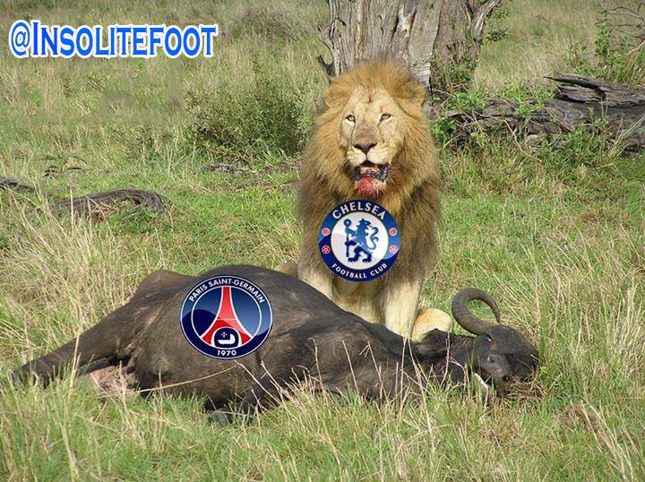 Ligue des Champions : le PSG tombe face à Chelsea