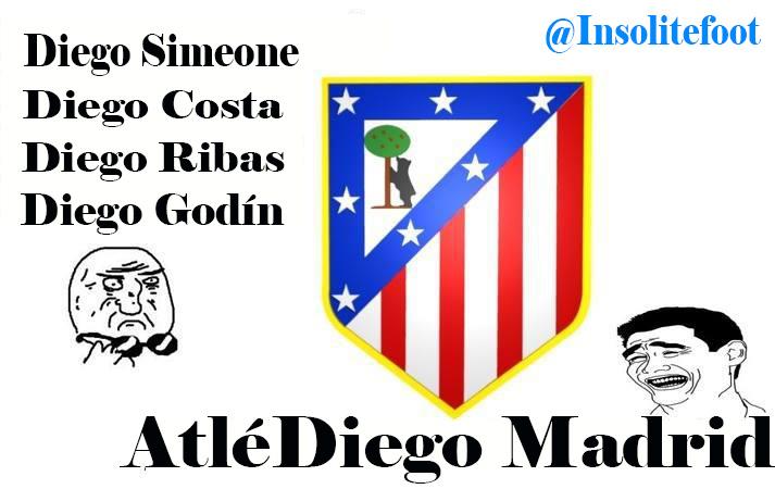 Voilà le secret de l'Atlético !