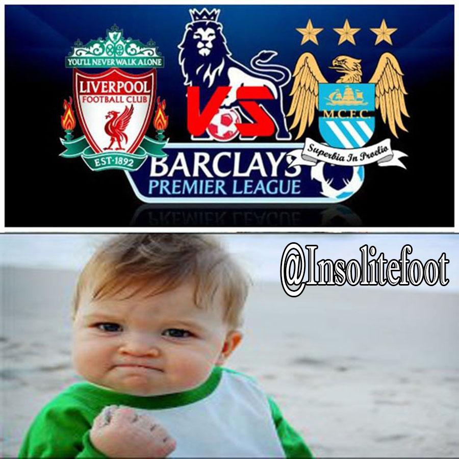 Liverpool-Man City : le choc décisif