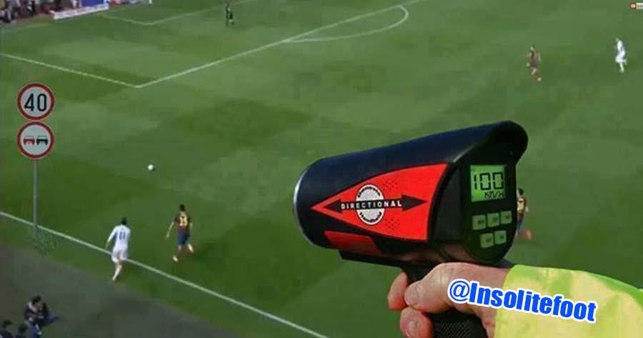 Gareth Bale, arrêté pour excés de vitesse !!!