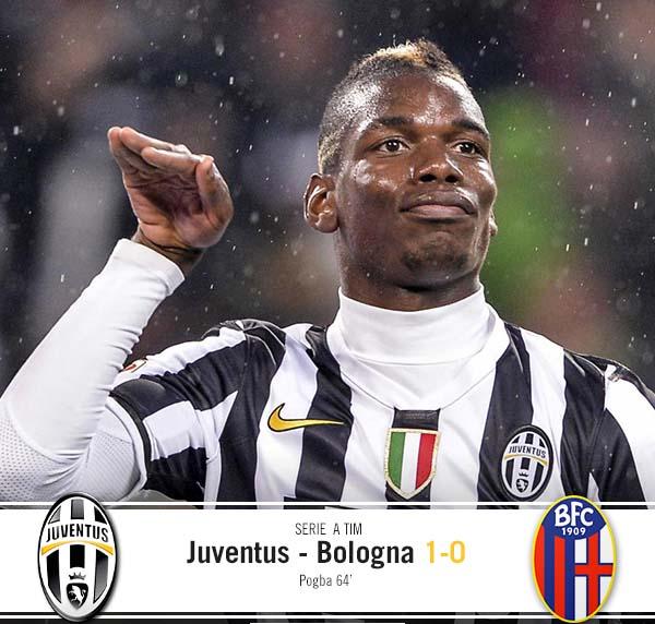 Serie A : Paul Pogba offre la victoire à la Juve