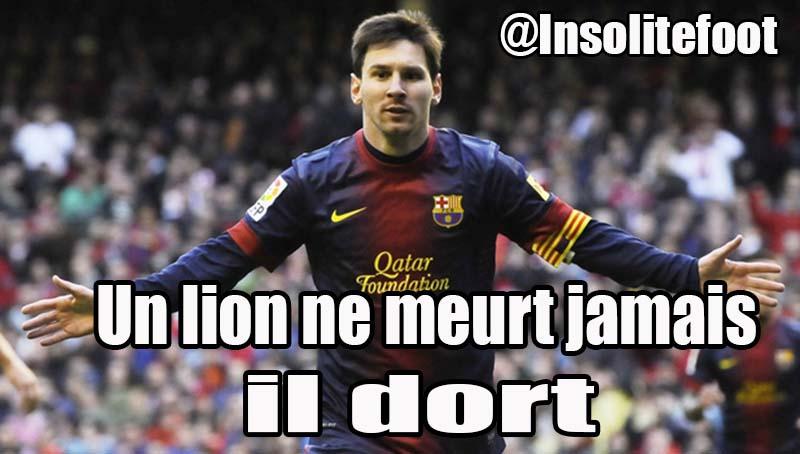 Barça : Lionel Messi répond aux critiques en marquant