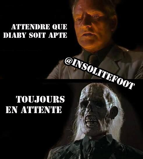 Arsenal : Abou Diaby se blesse à nouveau après son premier match depuis un an !!!