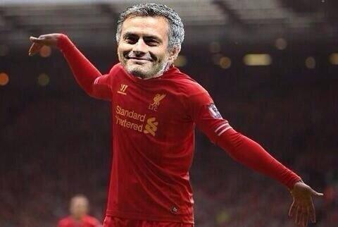 Liverpool-Chelsea : La folle réaction de José Mourinho après le but de Willian