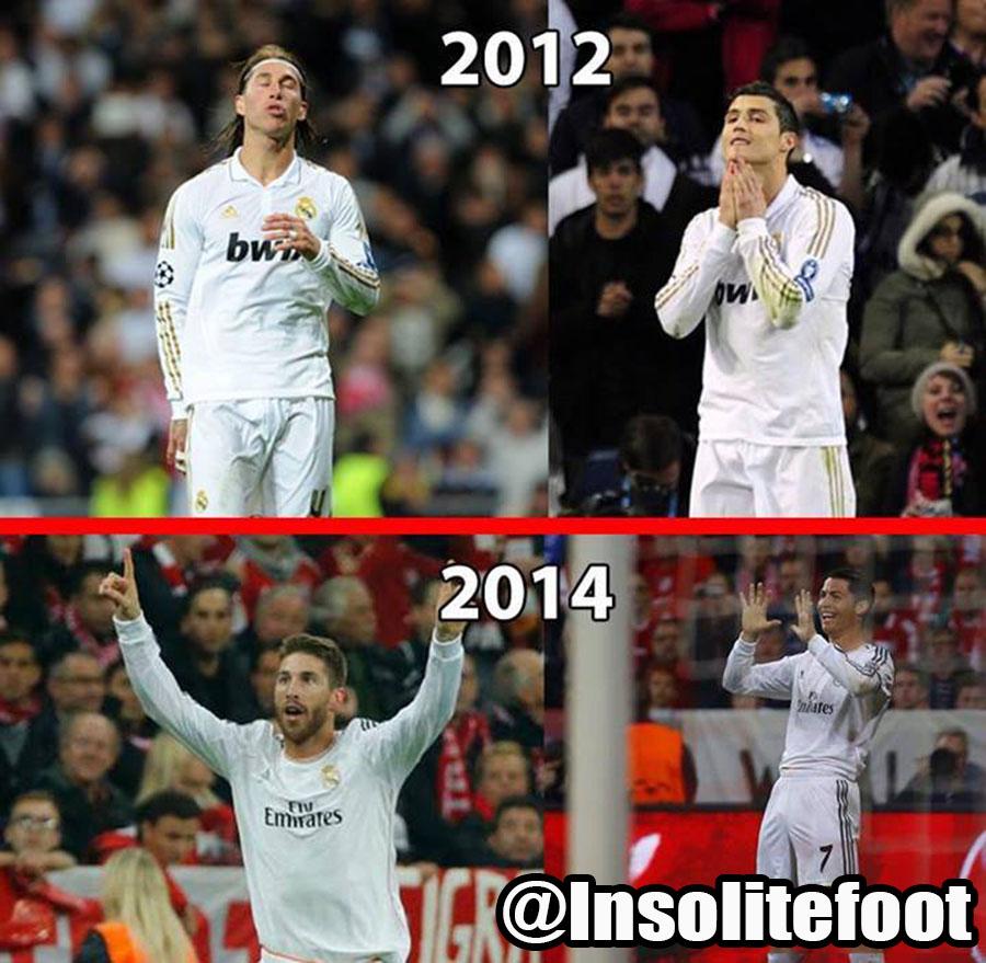 Sergio Ramos et Cristiano Ronaldo, la vengeance est un plat qui se mange froid