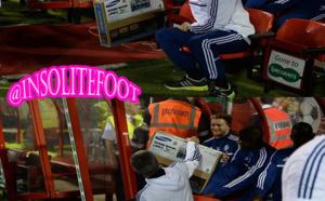 Humour : Schurrle obtient un TV Samsung comme cadeau de Mourinho !!!