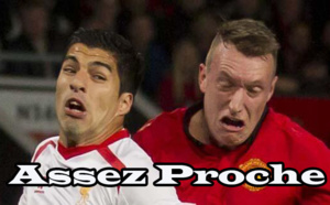Suarez en mode Jones !!!