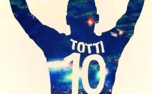 Joyeux anniversaire Totti !