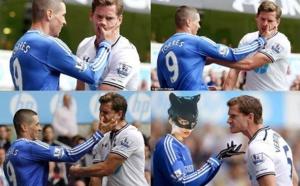 Torres....Pourquoi ....être si méchant ?