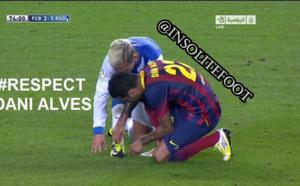 Daniel Alves...Respect !