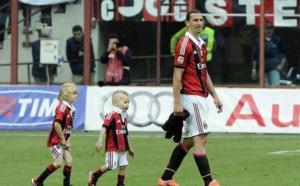 C'est Zlatan Ibrahimovic qui a formé El Shaarawy et Mexès !