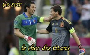 Buffon vs Casillas: Le choc des titans !!!
