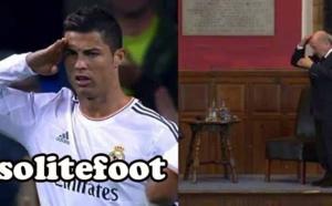 Ronaldo marque et répond à Sepp Blatter !