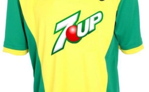 Humour : Le maillot de Norwich City avec un nouveau sponsor !!!