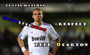 Real Madrid : Un nouveau record pour Pepe !!!