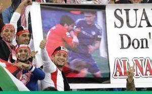 Jordanie-Uruguay : Suarez ne morde pas AlNASHAMA !!!