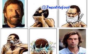 """Andrea """"Chuck Norris"""" Pirlo !!!"""