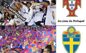 Portugal-Suède : Un Classico ???
