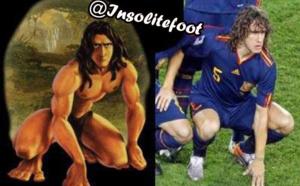 """Carles """"Tarzan"""" Puyol !!!"""