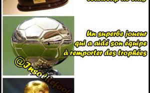 Que récompense désormais le Ballon d'or ?