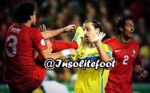 Voilà comment Pepe a réussi à arrêter Ibrahimovic !!!