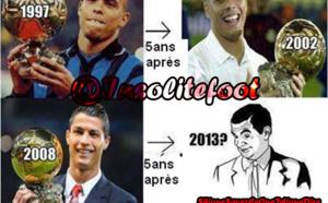 Cristiano Ronaldo Ballon d'Or 2013 ???