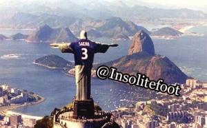 Equipe de France : Sakho déjà au Brésil !!!