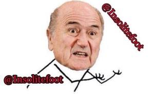 Ronaldo vs Blatter :  La vengeance est un plat qui se mange froid...