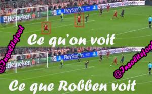 Robben est un égoïste !!!