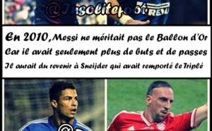 Ballon d'Or: La Logique des Fans du Real !