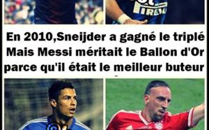 Ballon d'Or : La Logique des Fans du Barça !