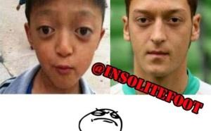 Voivi le sosie de Mesut Özil!