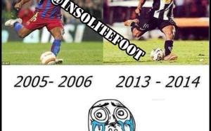 Ronaldinho, certaines choses ne changent jamais!