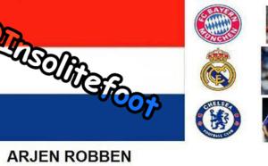 Arjen Robben, maintenant c'est plus clair!