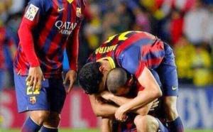 """Barça- Mascherano : """"Ce match a été comme la vie de Tito : une lutte jusqu'à la fin"""""""