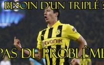 BVB : Super Lewandowski réalise un triplé !!!