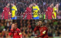 Quand Cristiano Ronaldo se moque de Lustig !!!