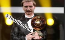 Humour - Ballon d'Or 2013: Un nouveau concurrent de luxe pour Ronaldo, Messi et Ribéry !!!