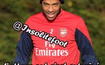 Thierry Henry de retour à Arsenal !!!