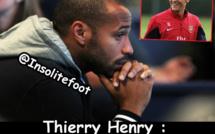 Thierry Henry : «J'aurais adoré jouer avec Özil»