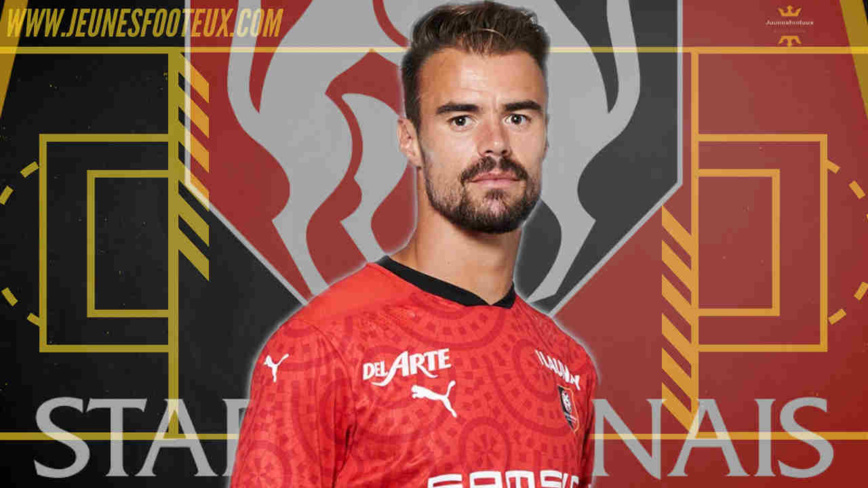 Stade Rennais : Damien Da Silva vers une longue prolongation ?