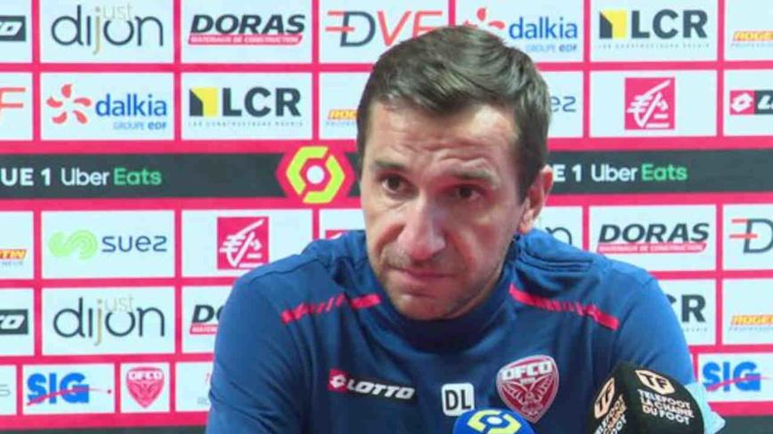 Dijon FCO - Stade Brestois : David Linares critique ses défenseurs